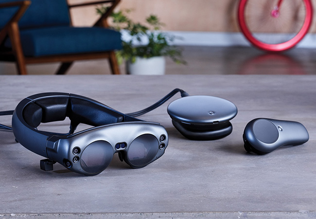 Tinuku.com The Magic Leap One mixed reality headset is shipping for $2,295