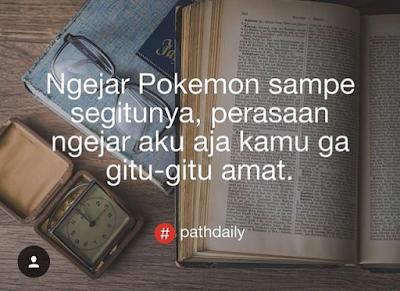 12 Meme Pokemon Go Ini Menusuk Hati Yang Belum Punya Jodoh