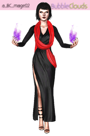 My Sims 3 Poses: Mage/Witch Pose Pack By Bubble Clouds