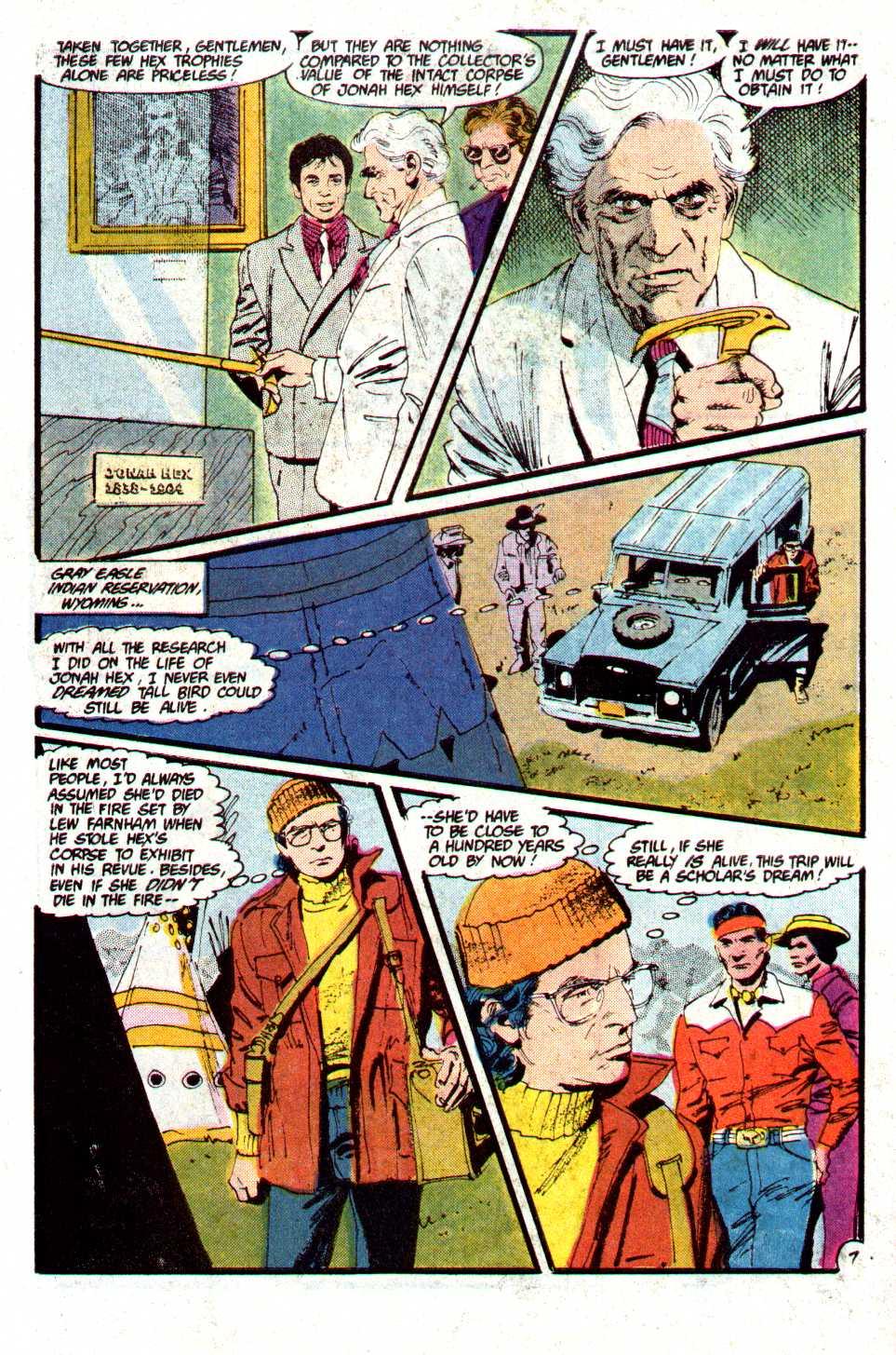 Read online Secret Origins (1986) comic -  Issue #21 - 8