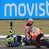 Rossi : Marquez Sengaja Menjatuhkan Saya
