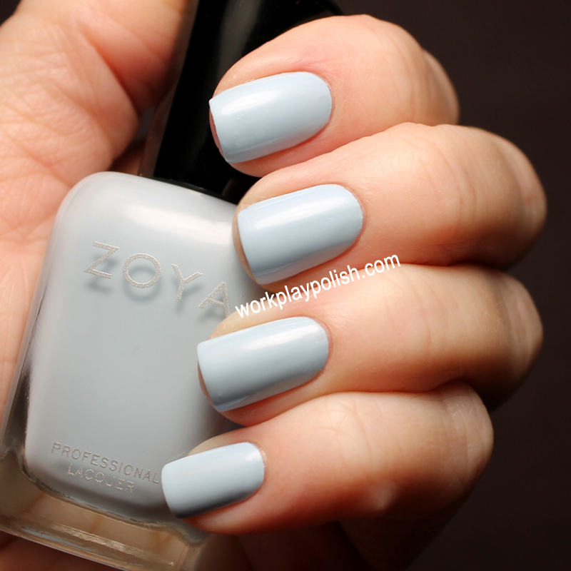 Zoya Blu (work / play / polish)