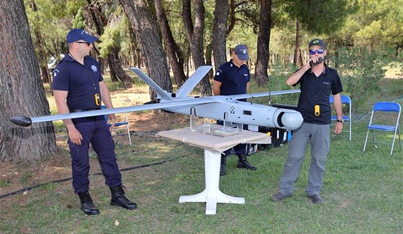 Κανένα από τα 10 Drones για την Πρόληψη Πυρκαγιών δεν Πέταξε -1