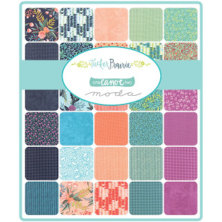 Moda Tucker Prairie Fabric by One Canoe Two 1canoe2 for Moda Fabrics