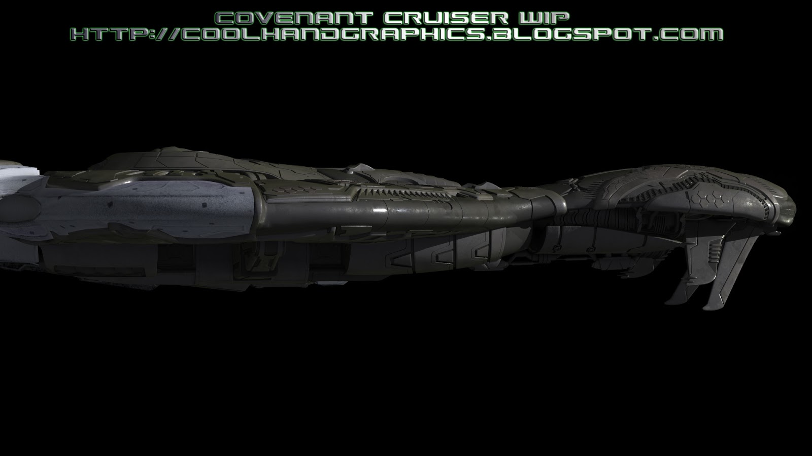 Halo 4 Covenant Ships I Think This Ship Looks Best Pictures