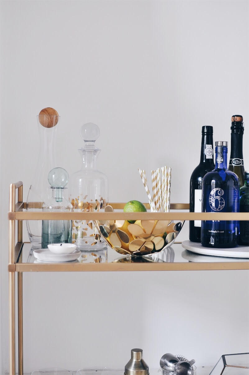 Nordic, Nordic Naturals, nordic interior, scandinavian design, Scandi style, scandinavian style, scandinavian interior design, home tour, makeover, swedish design,nordic style, hygge, bar cart, drinks trolley, west elm