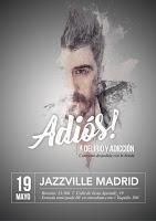 Concierto de Espín en Jazzville Madrid