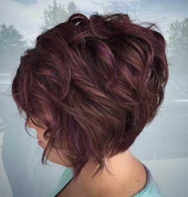 the hairstyle is crucial that helps in the correct method of grooming 20+ Easy Daily Short Hairstyles To Copy for Fabulous Style