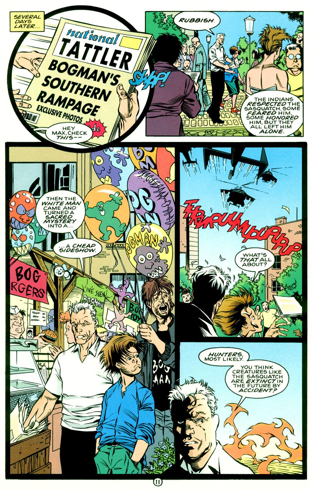Read online Impulse Plus comic -  Issue # Full - 11