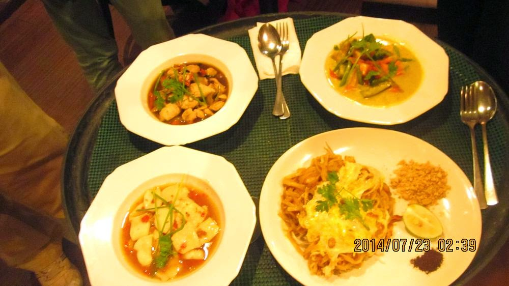 Just Thai: A Restaurant That Offers Thai Cuisine in Manila