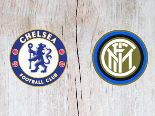 Chelsea vs Internazionale - Full Match & Highlights - 28 July 2018