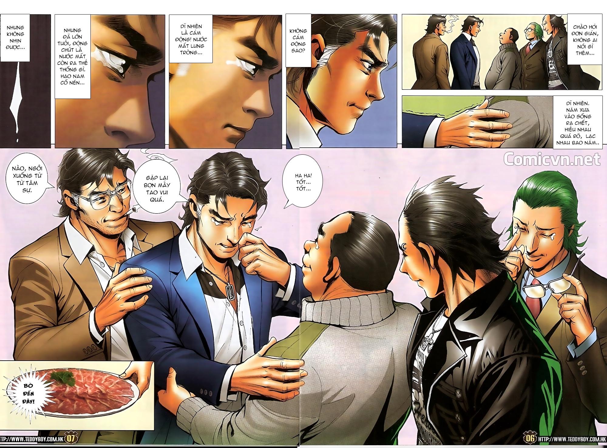 Người Trong Giang Hồ - Chapter 1573: Chuyện bên bếp lẩu - Pic 5
