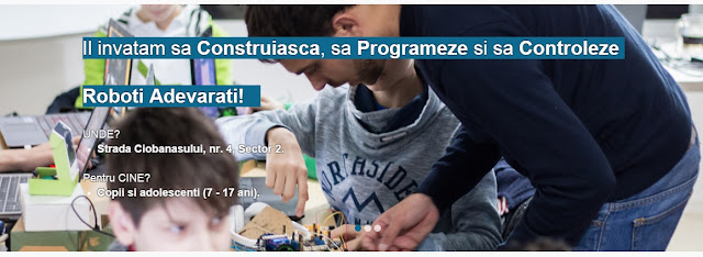 scoala robotica
