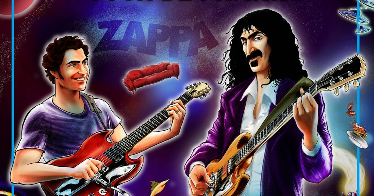 Zappa Plays Zappa : the clock that went backwards zappa plays zappa 2014 09 14 wilmington ~ Hamham.info Haus und Dekorationen