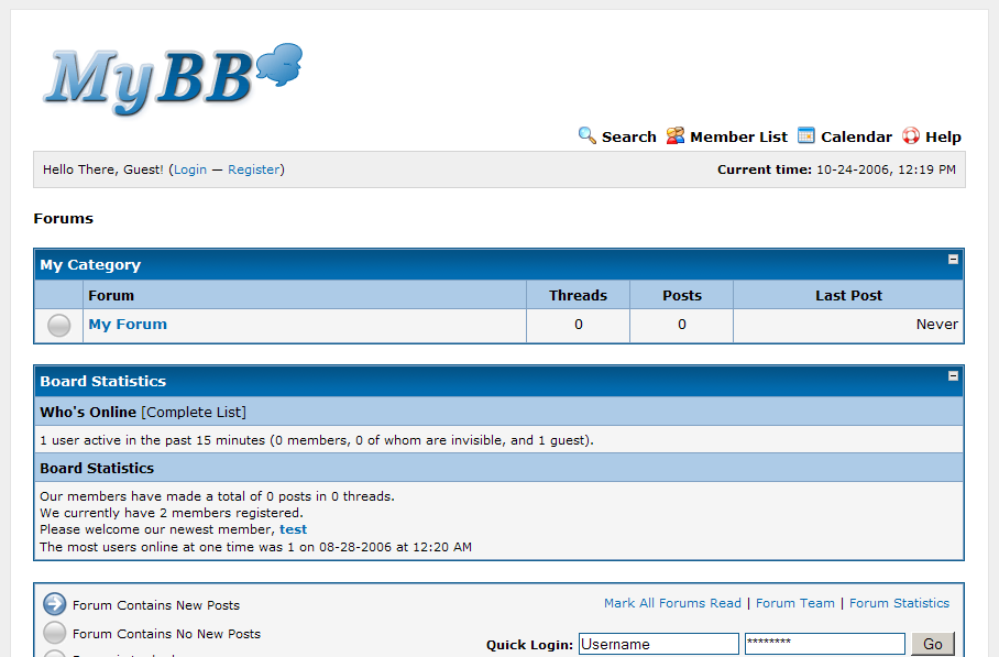 Τα κορυφαία και δωρεάν forum σε php 2