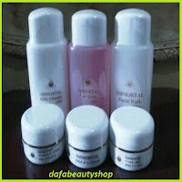 Paket Cream Immortal AHA Series