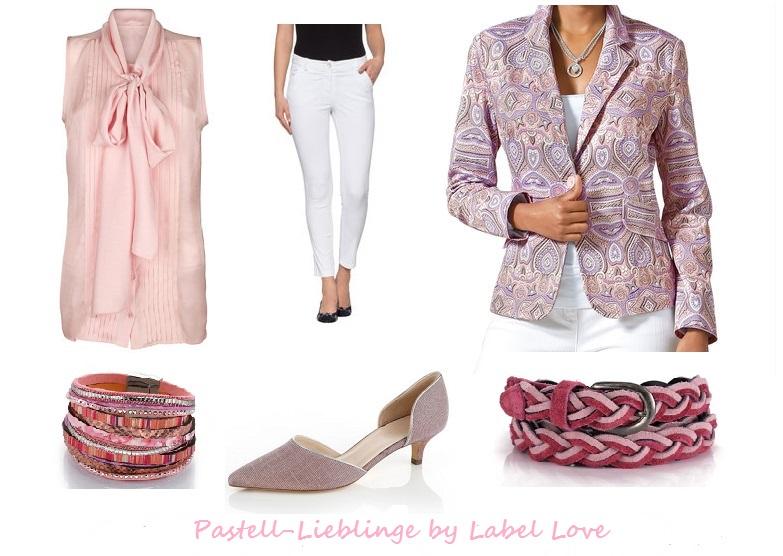 Isabella Labella zeigt Mode von Alba Moda auf dem Blog Label Love