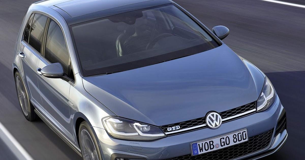 VW Golf GTE e GTD 2018 começam a ser vendidos - Europa