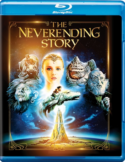 The NeverEnding Story [30th Anniversary Edition] [BD25] [1984] [Latino]