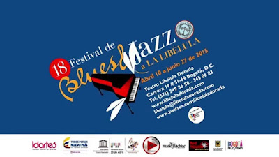 XVIII  Festival de Jazz y Blues 2015 Teatro Libélula Dorada