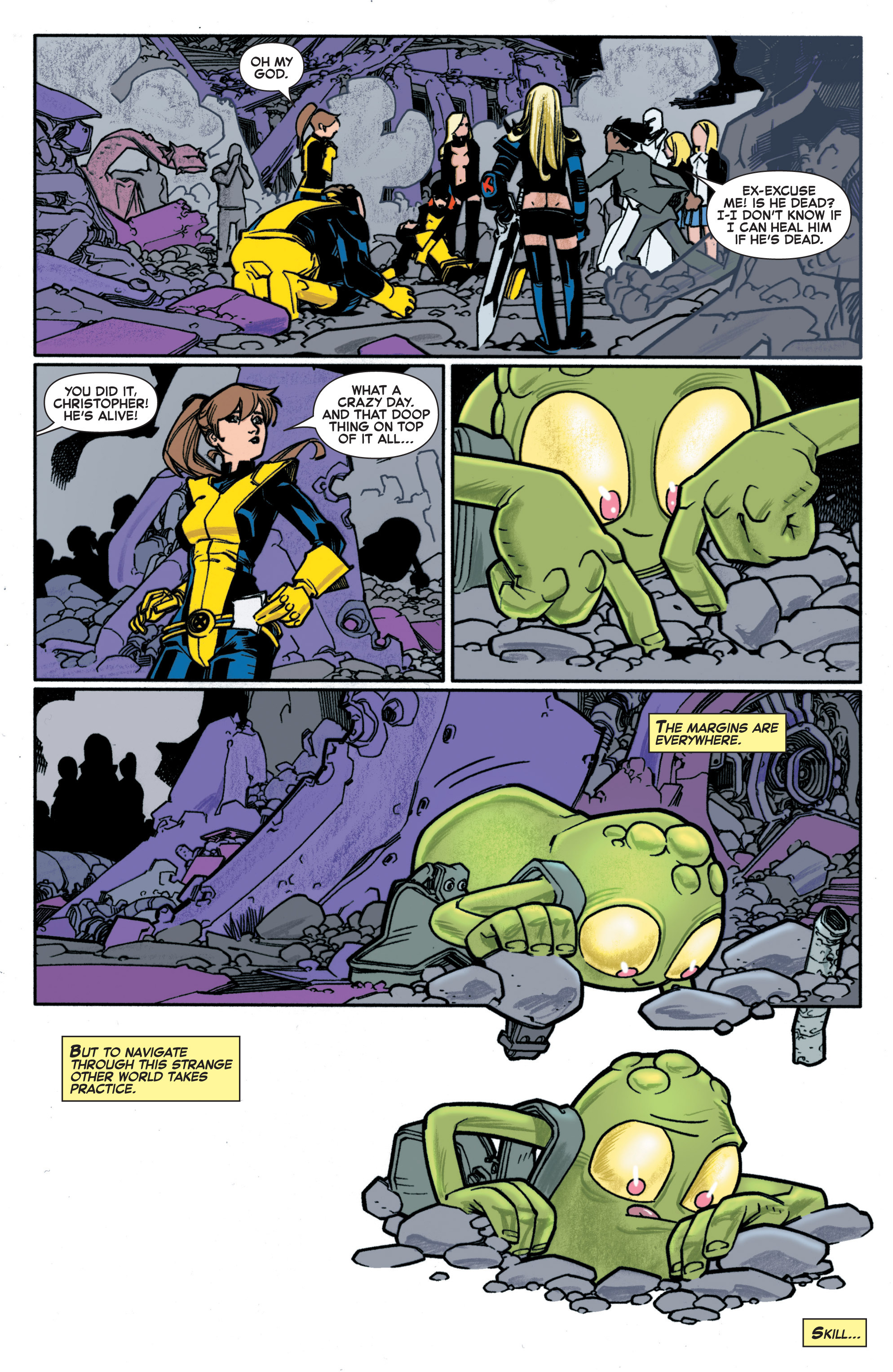 Read online All-New Doop comic -  Issue #1 - 11