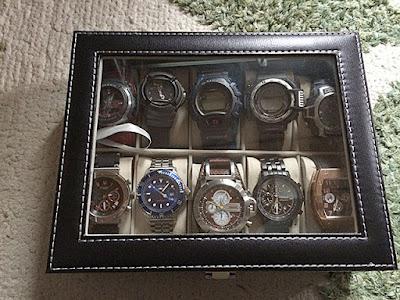 腕時計収納ケース10本用