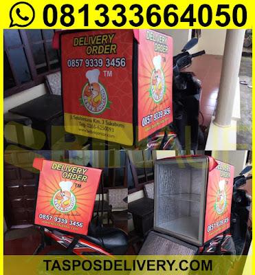 tas delivery makanan bebek Jontor jakarta bandung surabaya solo jogja malang denpasar semarang batam bekasi tangerang