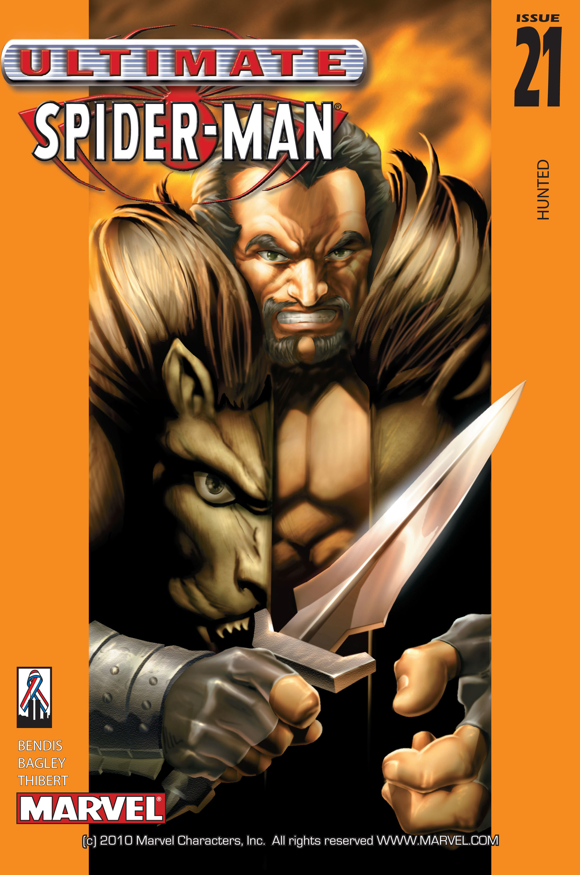 Read online Ultimate Spider-Man (2000) comic -  Issue #21 - 1