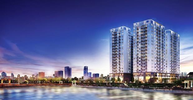 Mua căn hộ cao cấp HCM quận 2 view sông Sài Gòn cần lưu ýg
