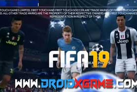 Download Game Android FTS 19 Mod UCL Full Transfers Apk+Data