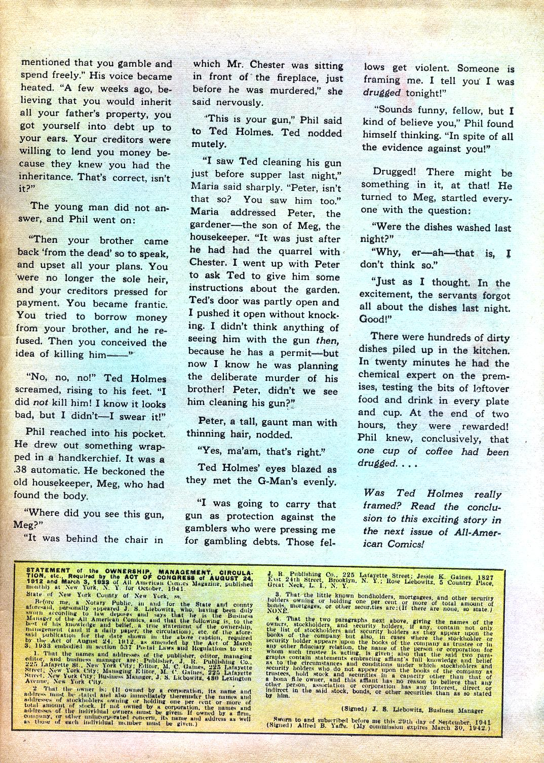 All-American Comics (1939) issue 36 - Page 54