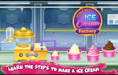 Fantasy Ice Cream Factory