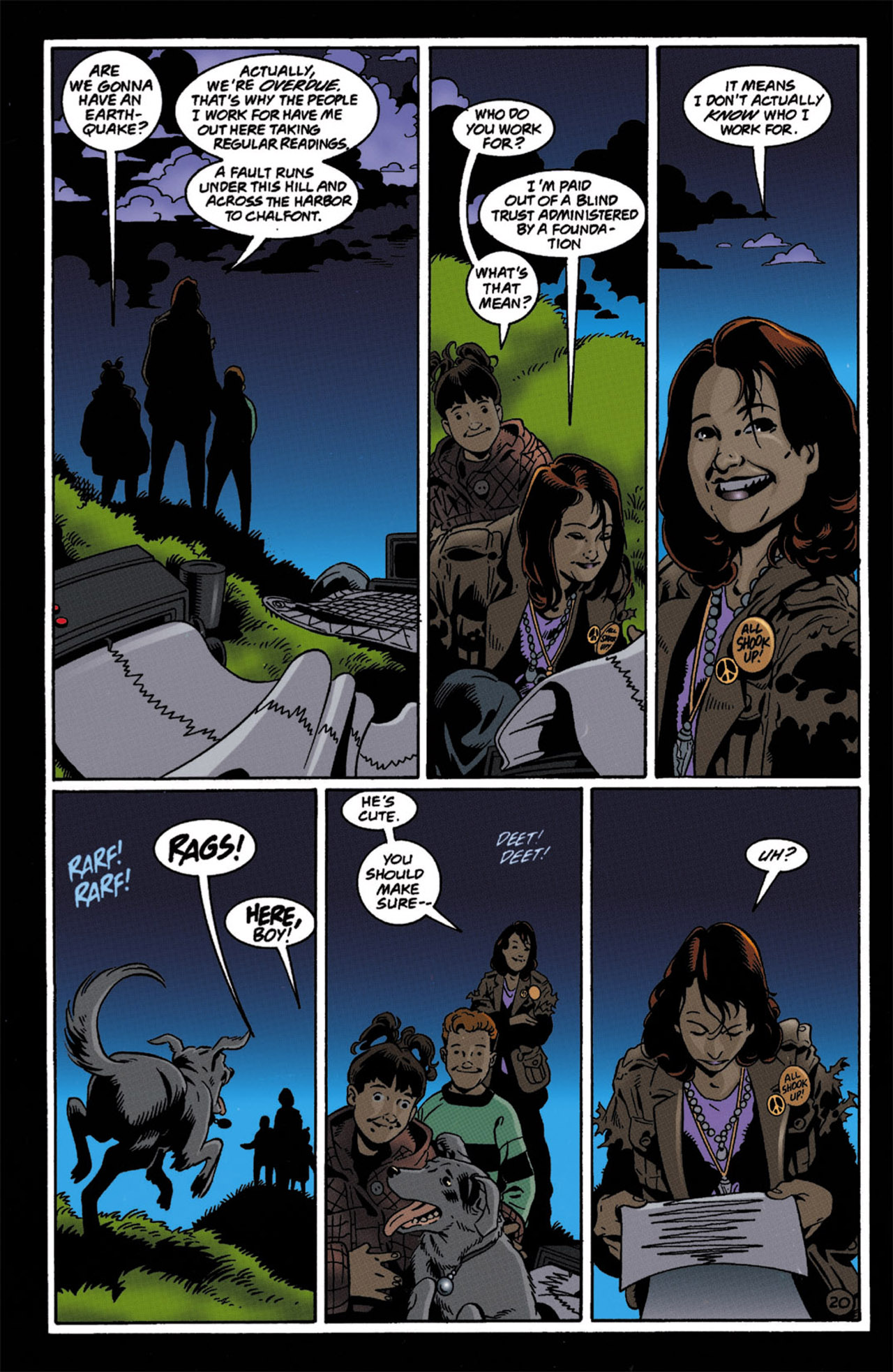 Detective Comics (1937) 719 Page 20