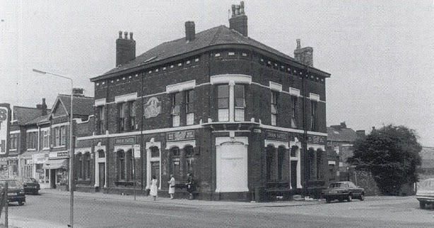 Pubs Of Manchester Swan Eccles New Road