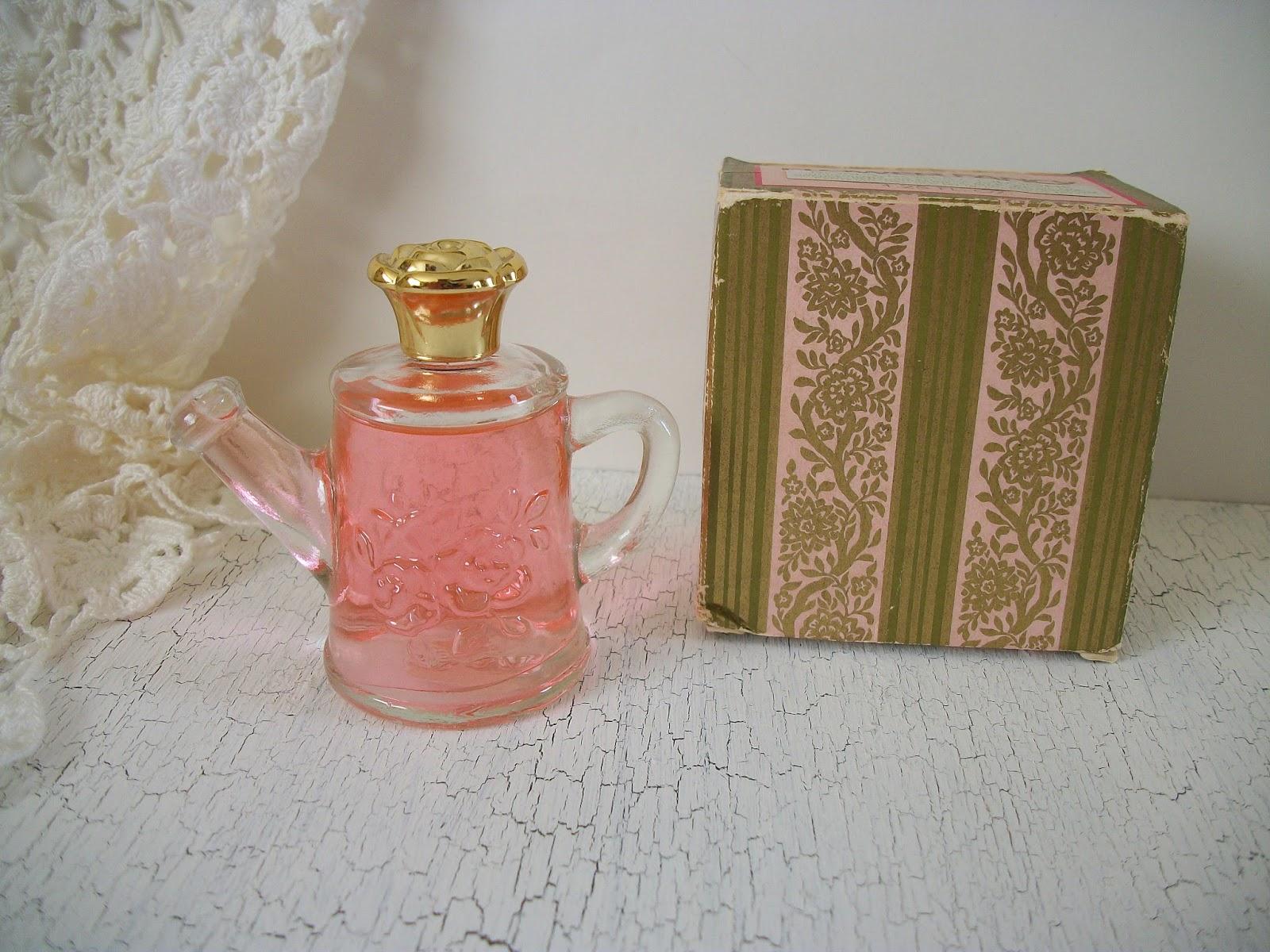 avon perfume bottles 1970s