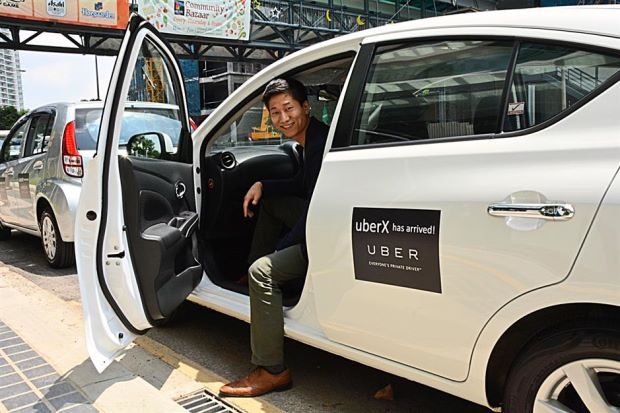 Image result for pemandu uber