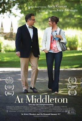 At Middleton Poster