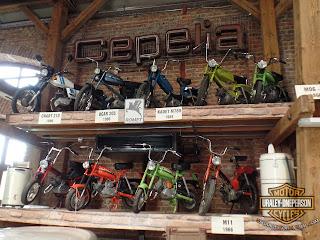 Мотоциклы Romet