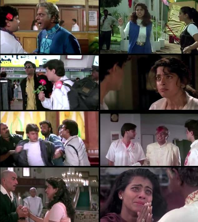 Ishq 1997 Hindi 480p HDRip