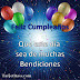 Feliz Cumpleaños para Ti...!!
