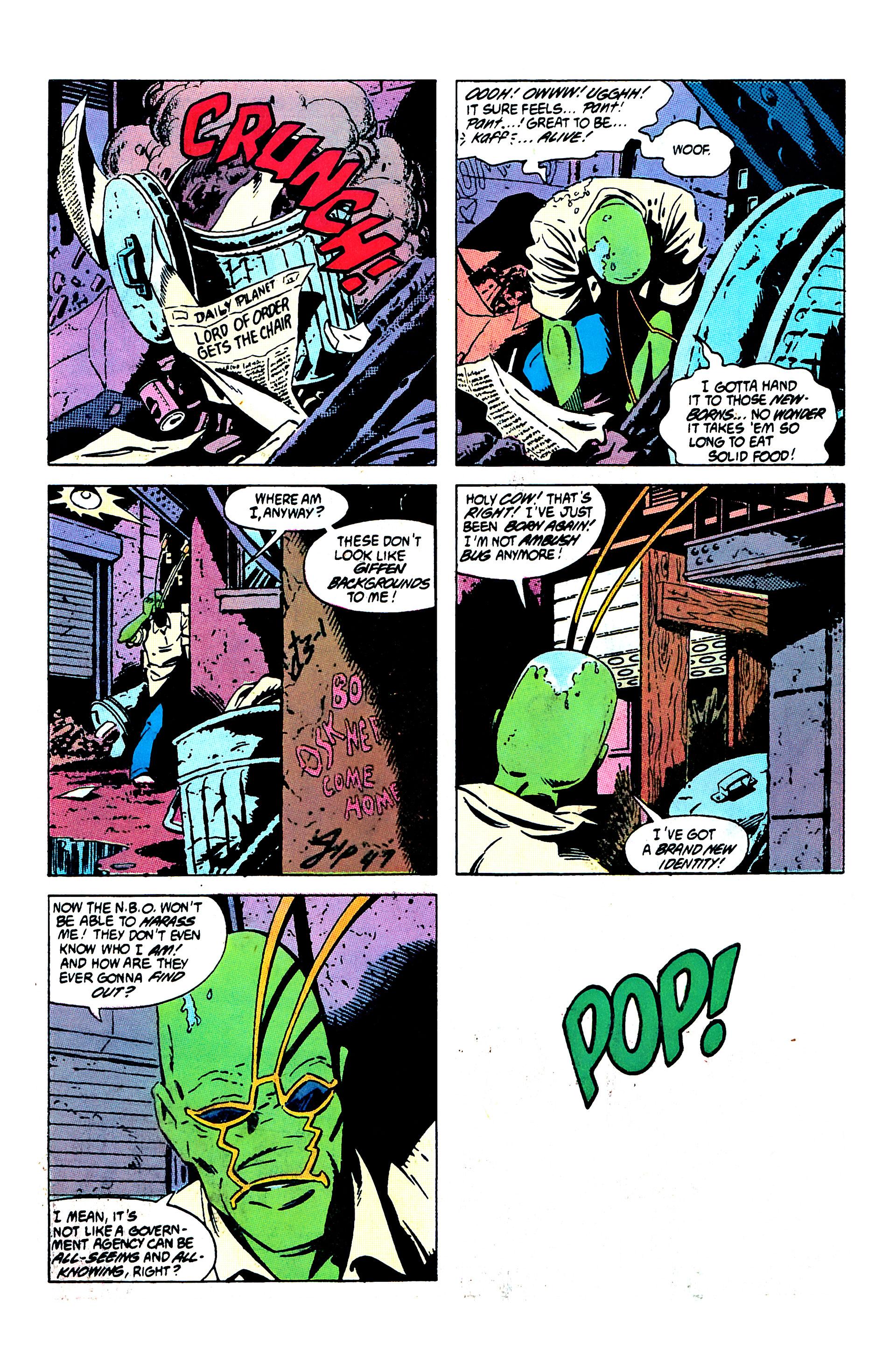 Secret Origins (1986) issue 48 - Page 18