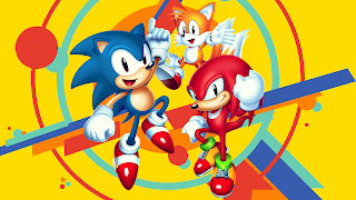 Sonic Mania PS3 Wallpaper