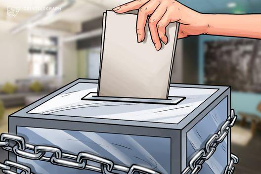 Los habitantes de Virginia Occidental empiezan a utilizar la aplicación de votación móvil basada en la cadena de bloques