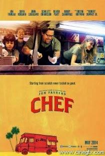 Pelicula Chef