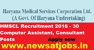 hmscl-clerk-consultant-Vacancies-2017