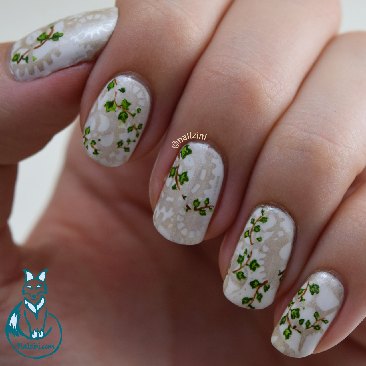 Ivy gears Nail Art -- Born Pretty Store Review -- | Nailzini: A Nail ...