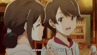 DOWNLOAD Tsuki ga Kirei Episode 8 Subtitle Indonesia