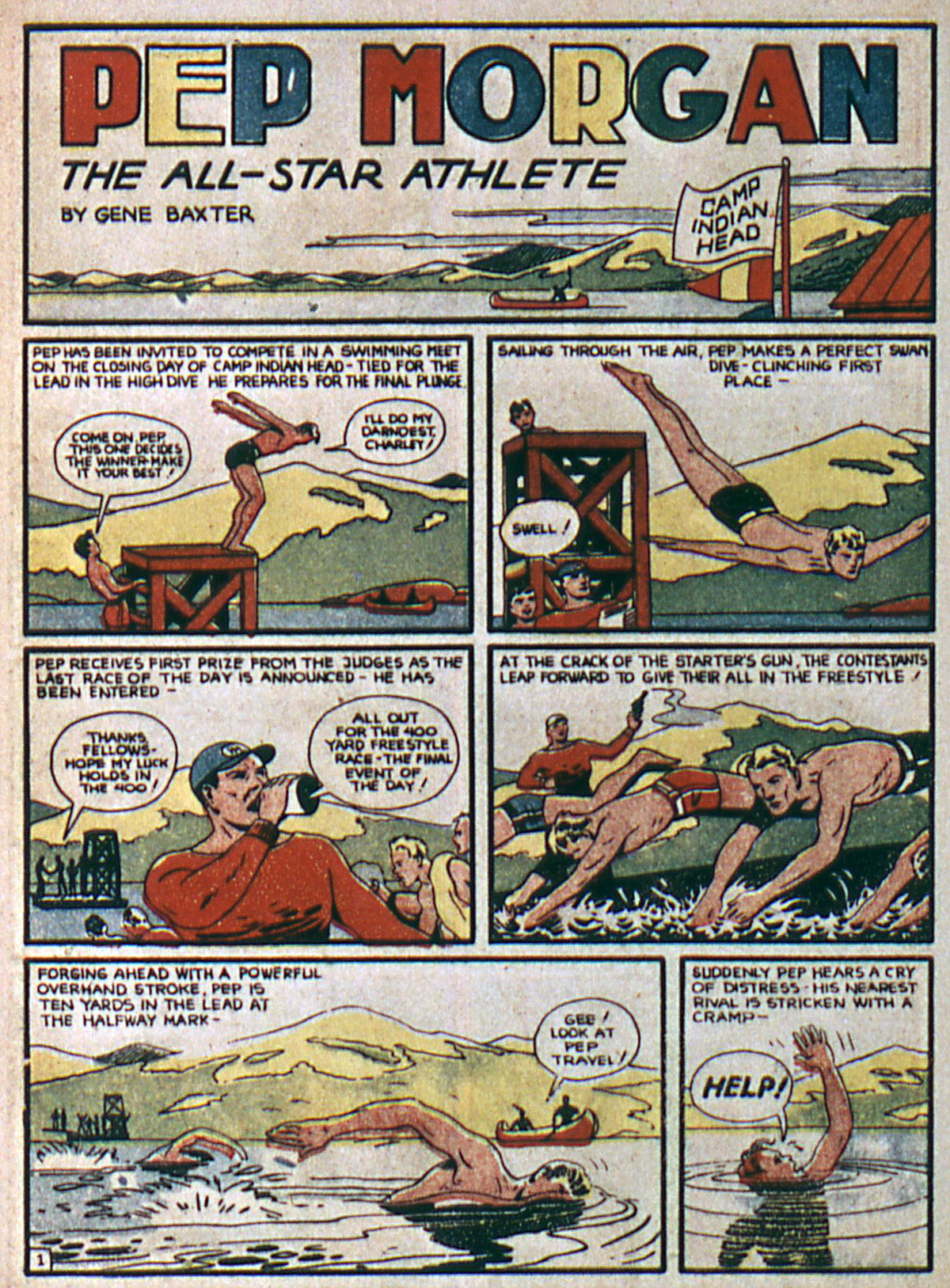 Read online Action Comics (1938) comic -  Issue #4 - 23