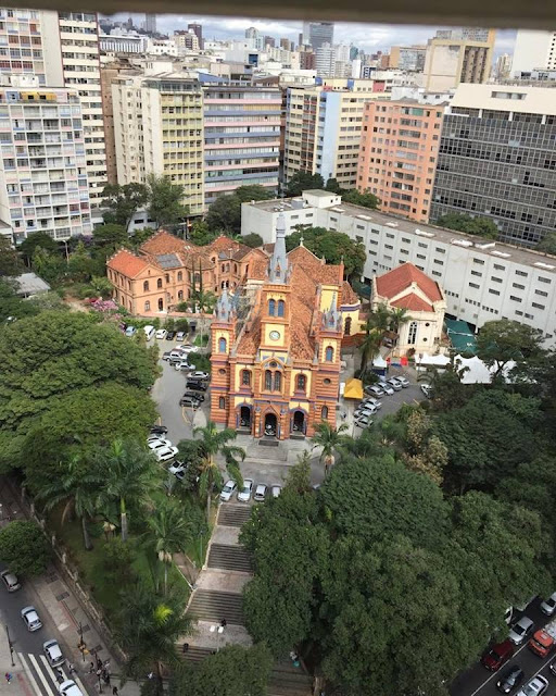 igreja em Belo Horizonte