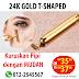 24k Gold T-Shaped - Alat kuruskan Muka & kedut diwajah | Kedai Online Paling Murah